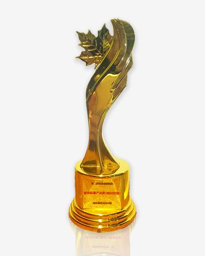 榮獲第二屆智道金梧桐獎最佳私募產品獎(相對價值)
